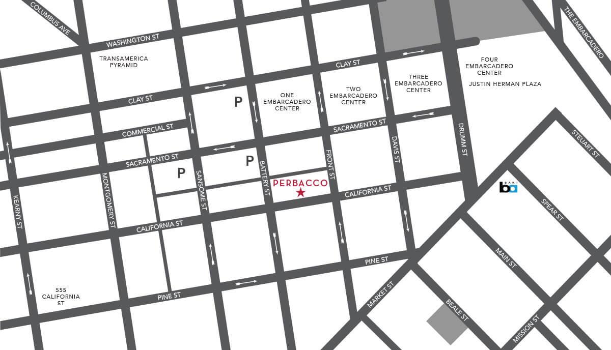 Perbacco-Map